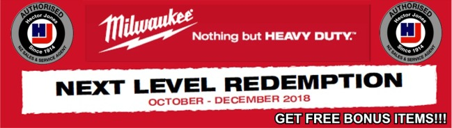 Milwaukee Oct - Dec Redemption 2018