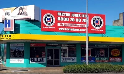 Sales and Service Since 1914 - Hector Jones Ltd