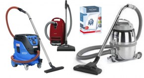Vacs and Dust Extractors