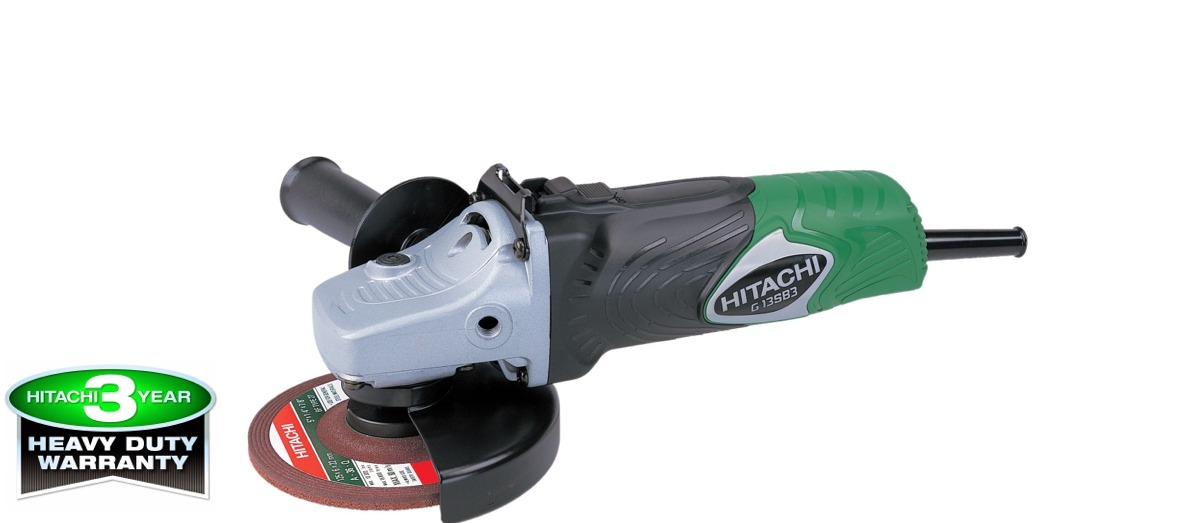 hitachi belt sander. hitachi g13sb3 125mm 5in industrial angle grinder 1300w belt sander