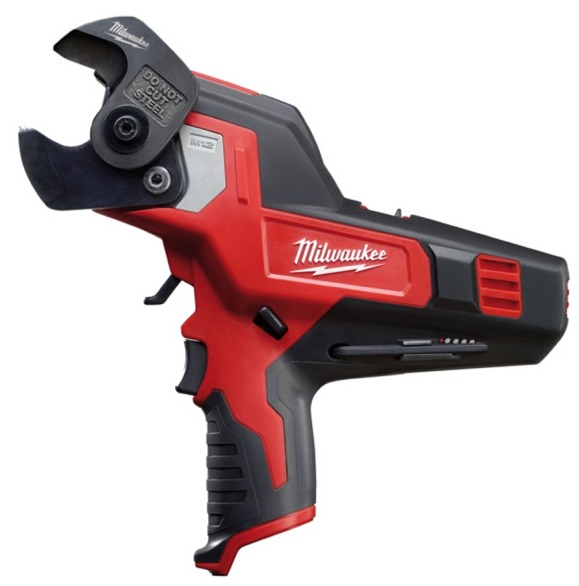 M12 Solution Tools: Milwaukee M12 Cable Cutter (Bare Tool)