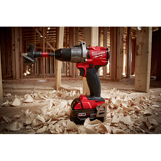 M18 Bare Tools: Milwaukee M18 GEN 3 FUEL 18v Cordless Hammer Drill Driver  (Tool Only)