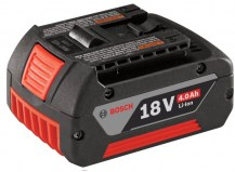 BOSCH 4AMP 18V Battery