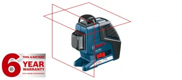Bosch GLL 2-80 P Professional Line Laser