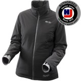 M12HJBLACK6W-0 WOMENS HEATED JACKET 1