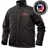 M12HJBLACK7-0 MENS HEATED JACKET 15